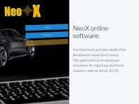 Neox online Software